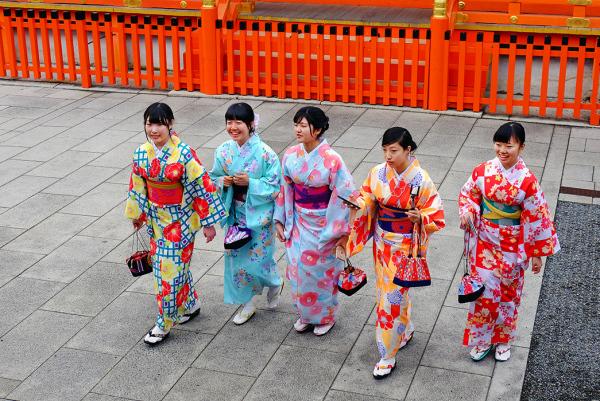 Five Little Maids