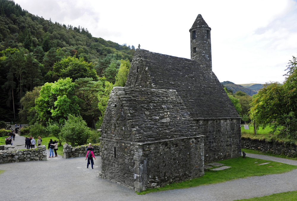 Glendalough - Priest's House