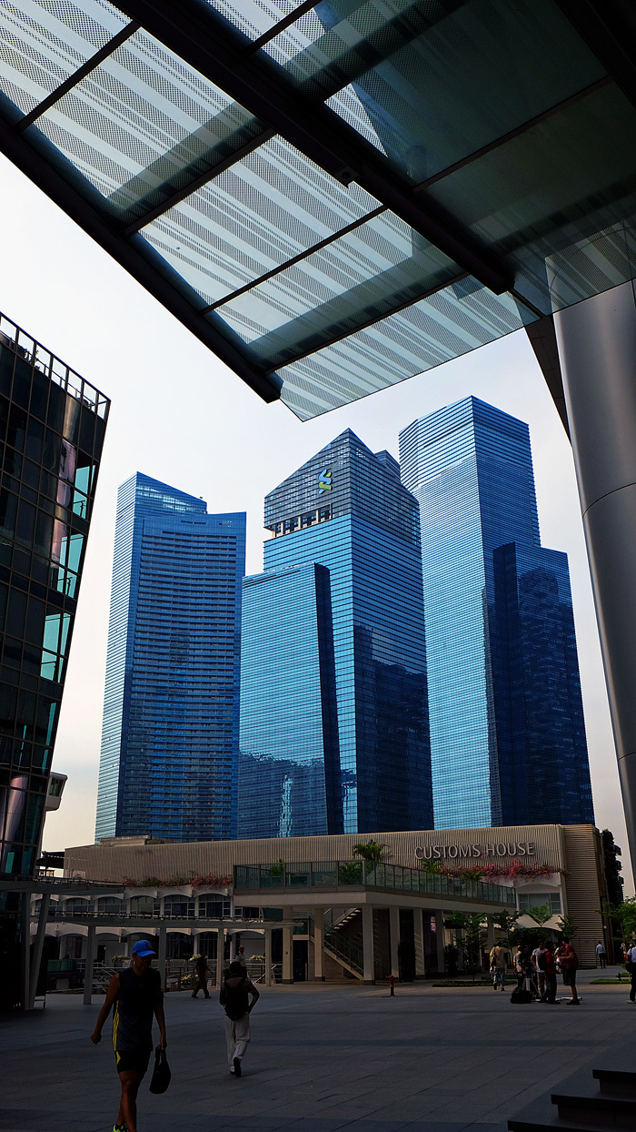 The New Financial Centre, Singapore