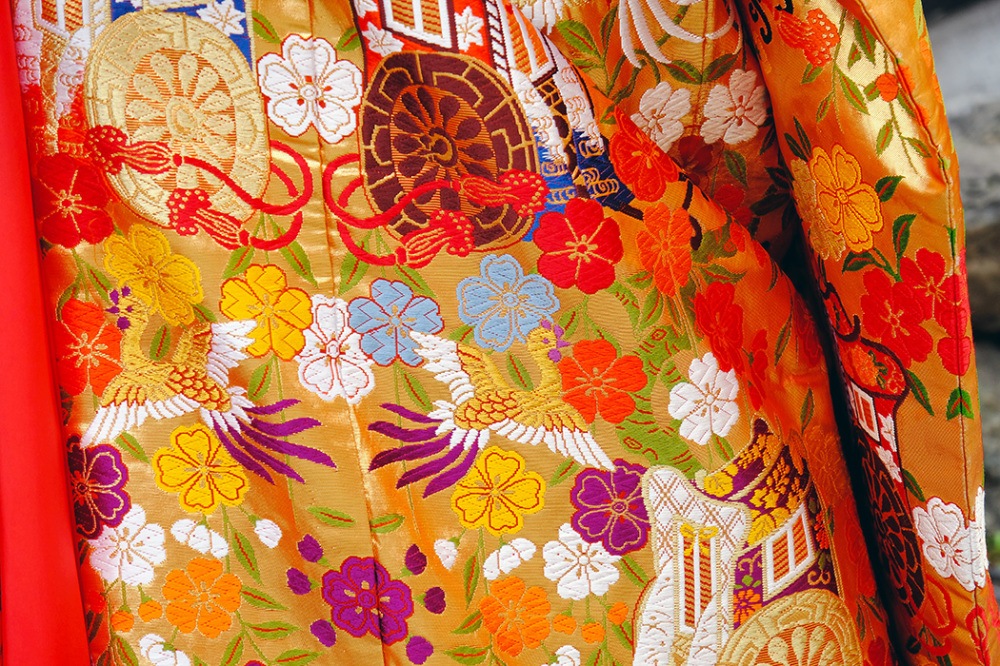 Kimono - Flora & Fauna
