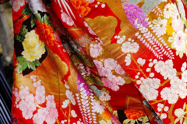 Kimono - Flowers