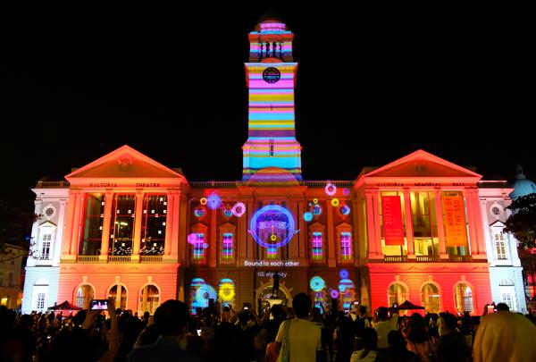 Victoria Theatre and Concert Halls, Singapore
