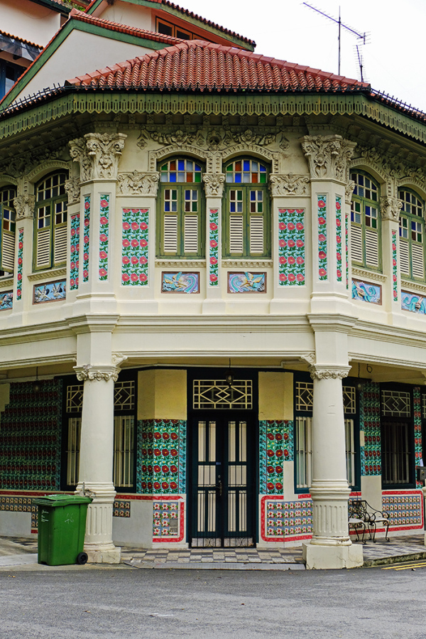 House at Petain Court, Singapore