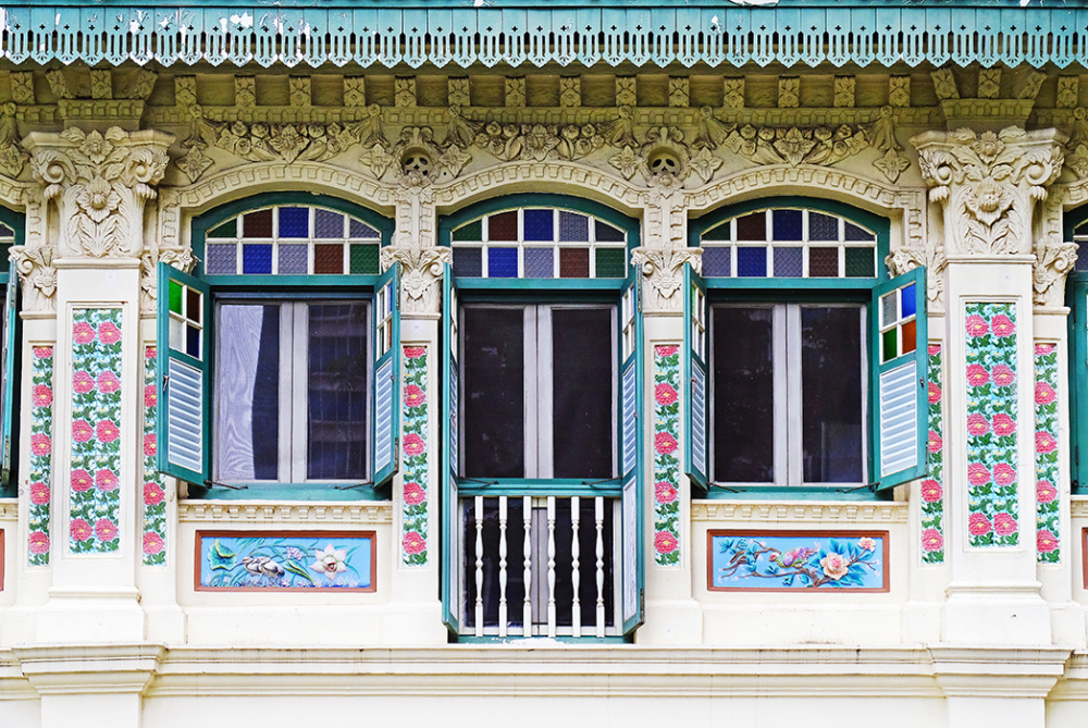 Windows - Petain Court, Singapore