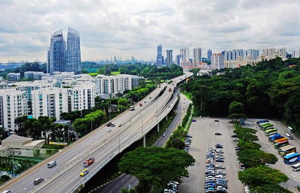 Ayer Rajah Expressway - Singapore
