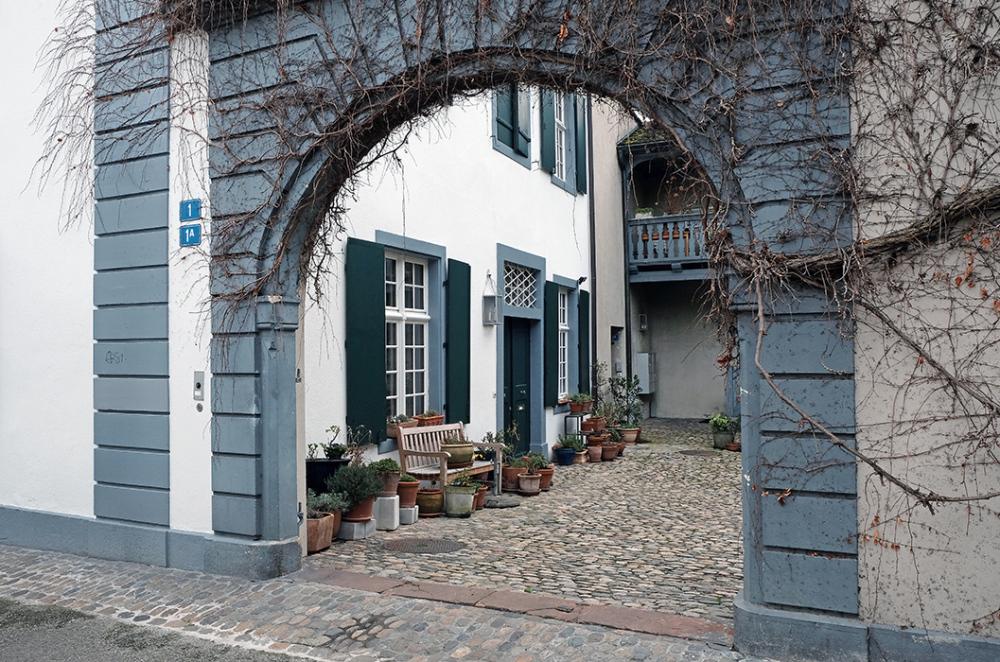 Courtyard (Basel)