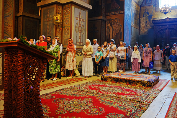Russian Orthodox Church - the Congregation