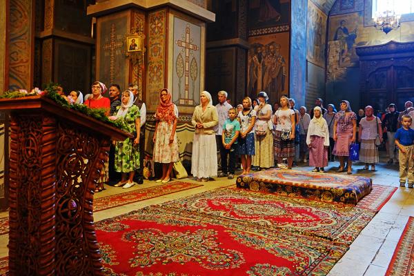 Russian Orthodox Church - the Congregation