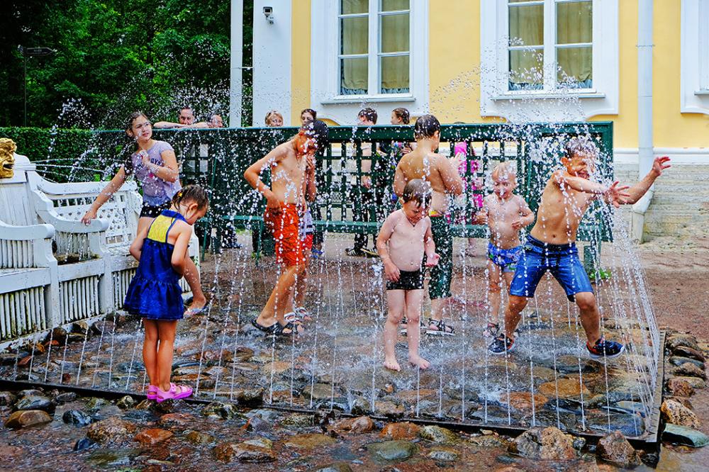 Cooling Fun