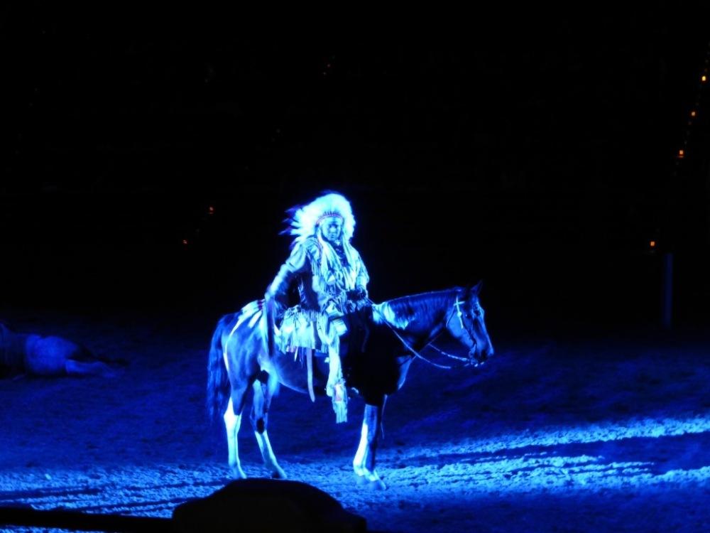 Shawn, aka Chief Sitting Bull
