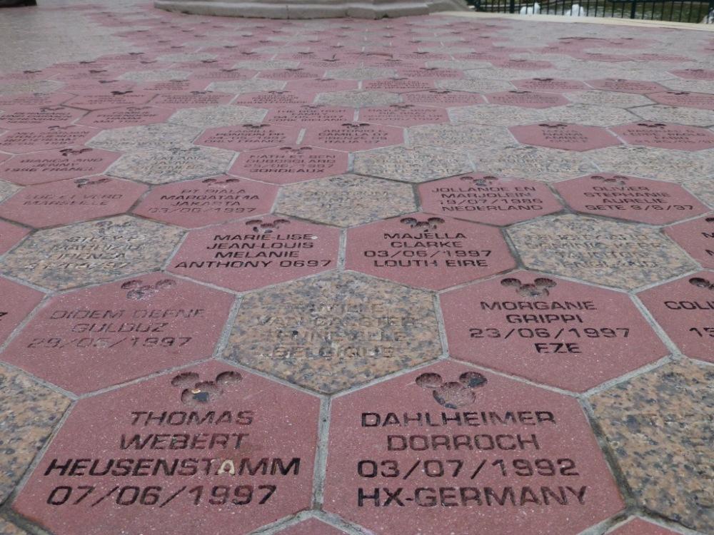 Disney Walk of Fame