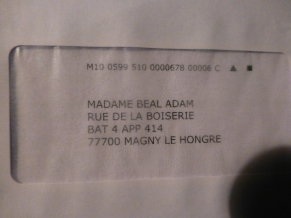 French Admin, gotta love 'em!