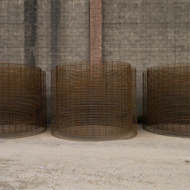 Three Wire Rolls