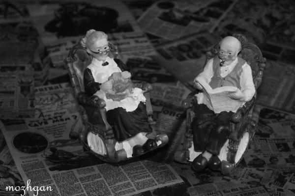 old age days....روزهای پیری