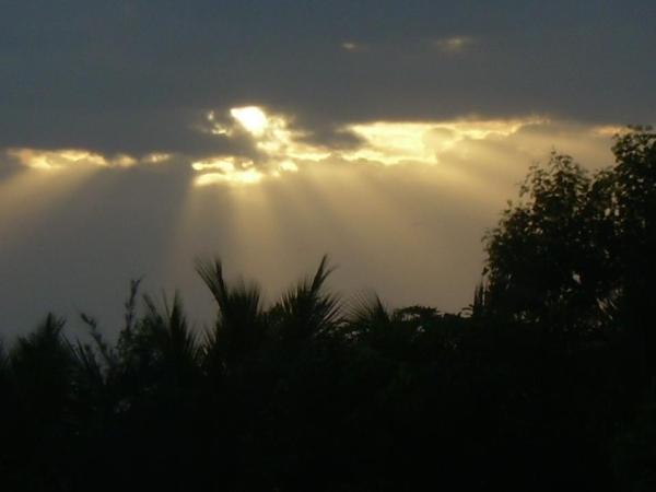 Early morning, Chennai, India