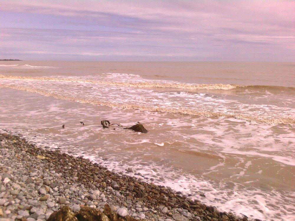 slow waves sea