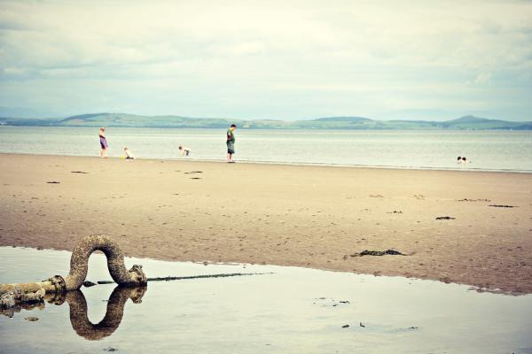 Shot taken at Sandhead Beach, Scotland