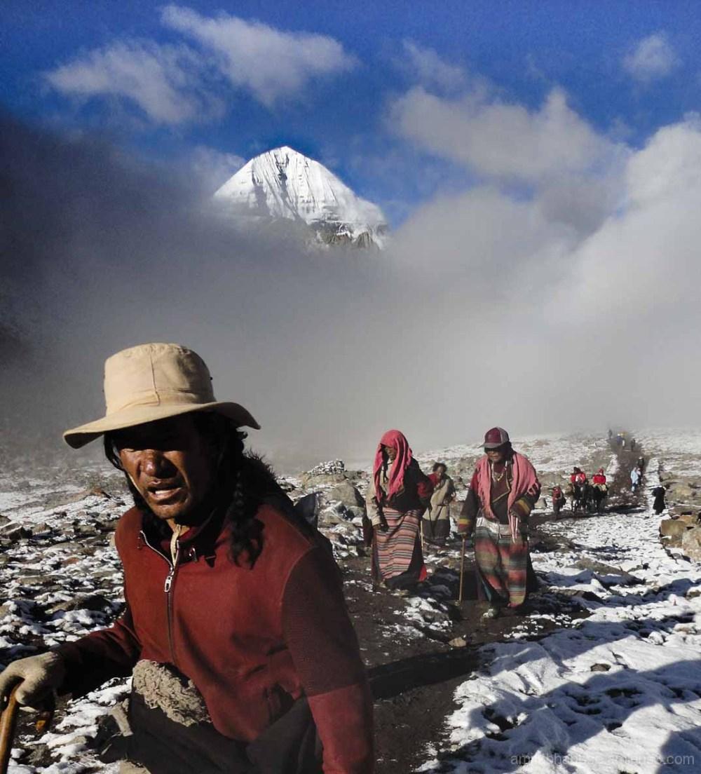 Mt Kailash Circumbulation