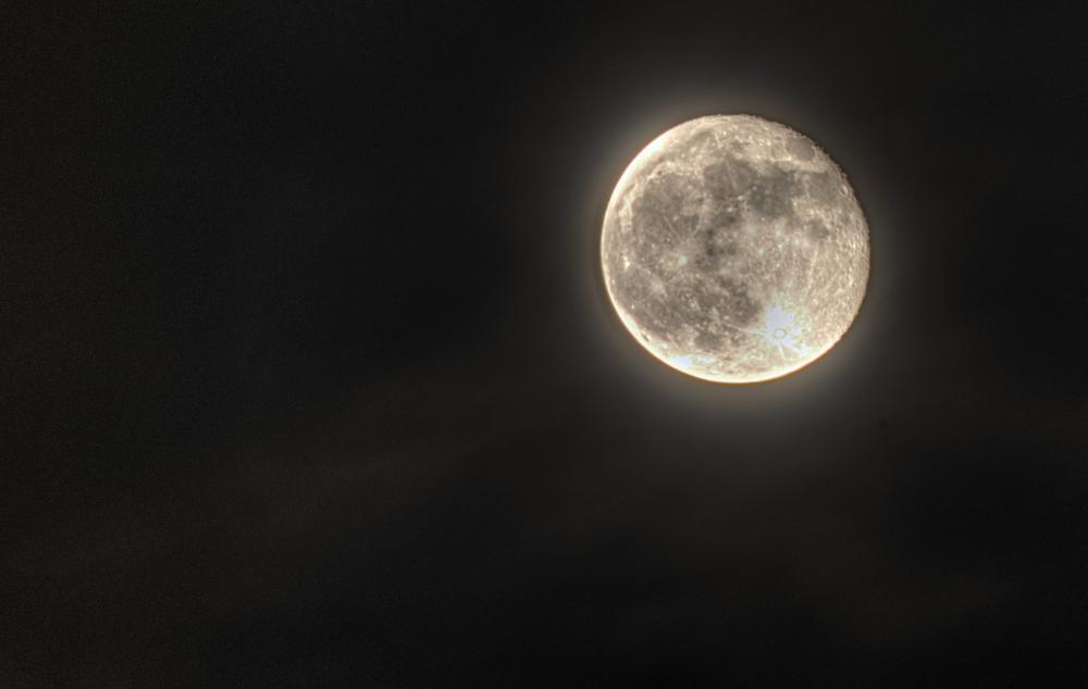 Moon hdri