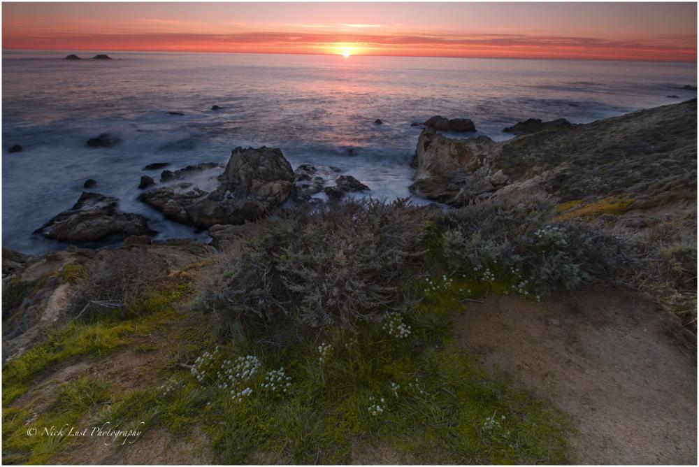 garrapata state beach park pacific ocean