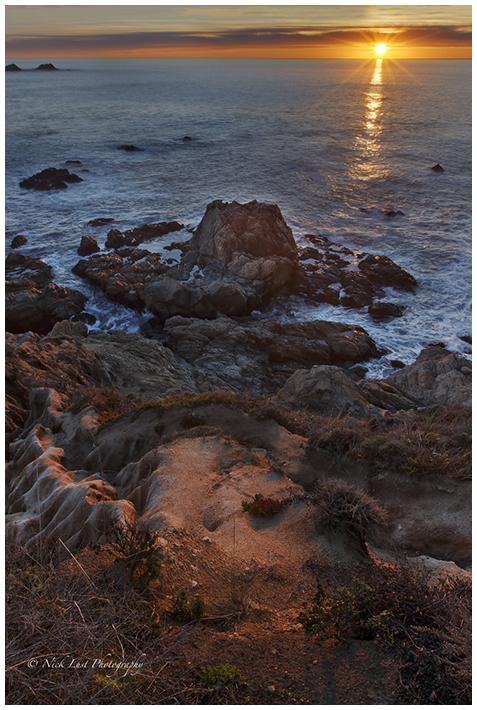 garrapata state park, big sur, california, pacific
