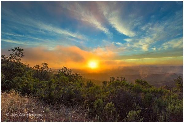 Fremont's Peak State Park; California; San Benito