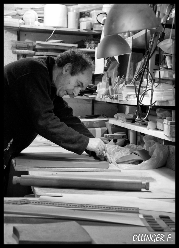Ceramic craftman