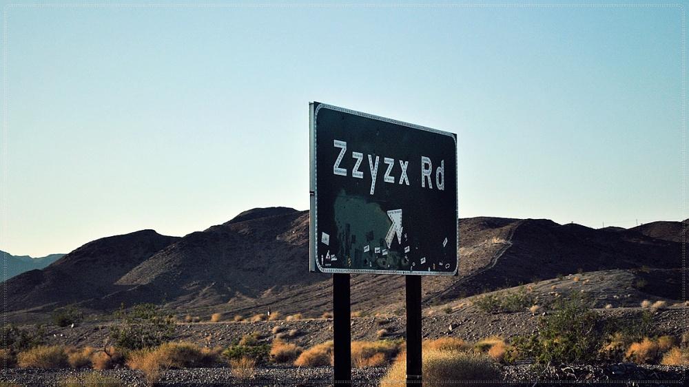 Zzyzx Rd