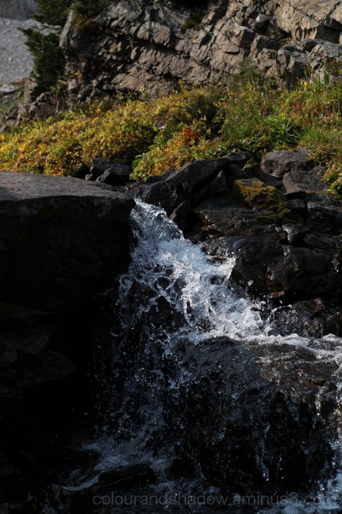 Still flowing