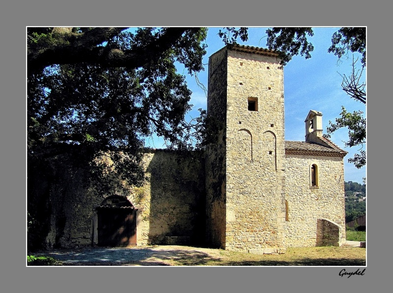 chapelle callian