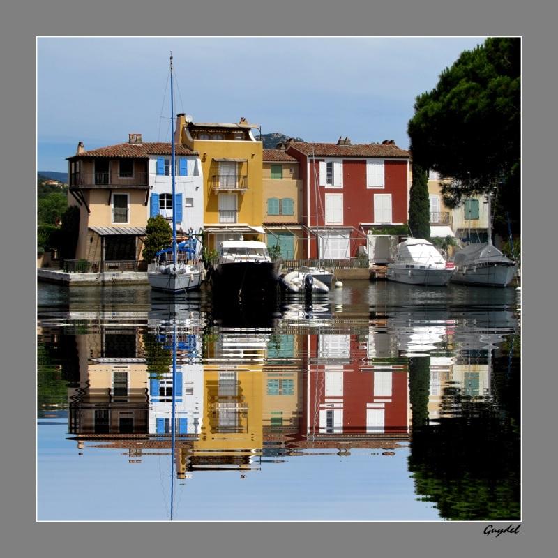Port Grimaud, cité lacustre ( 2 )