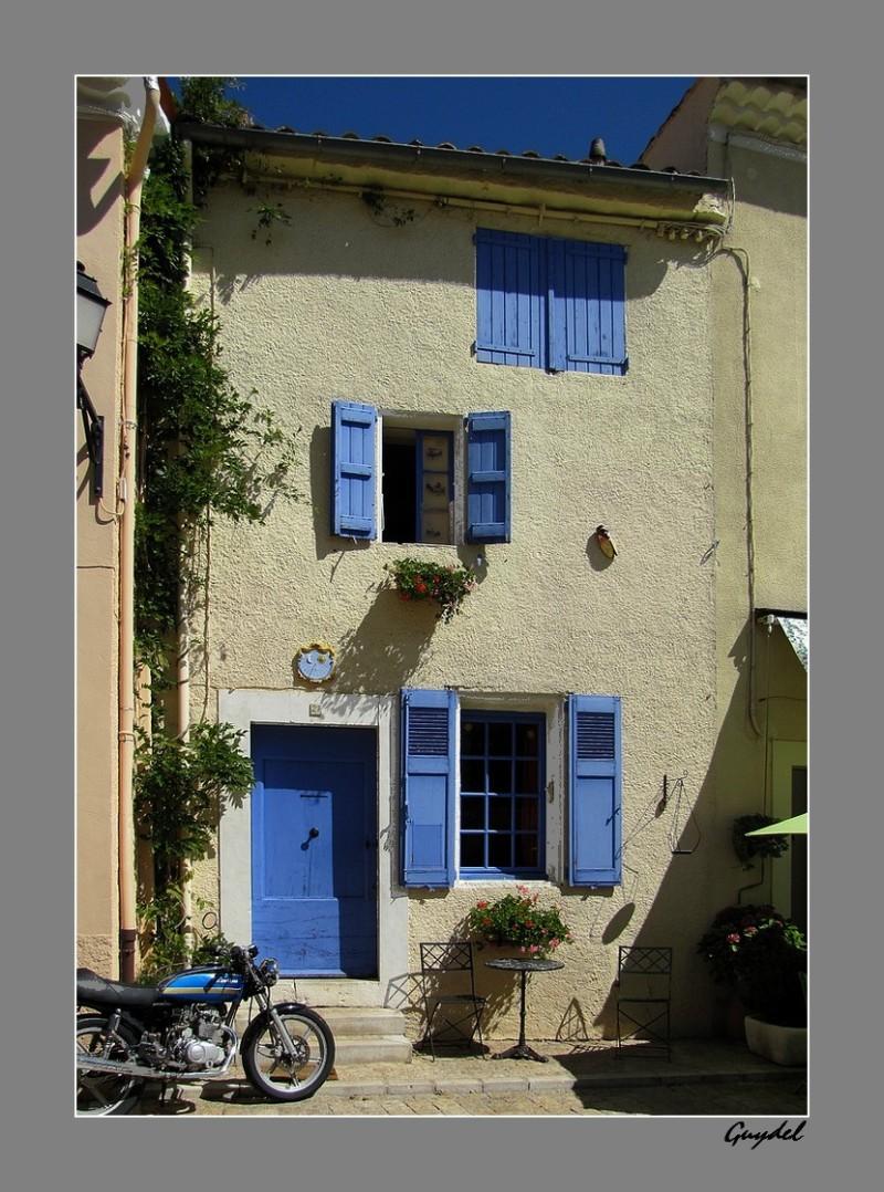 La Maison Bleue ...