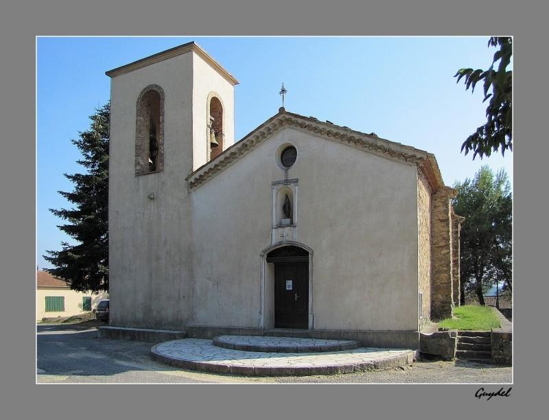 Notre Dame de Peygros à Tanneron ( Var ) ...
