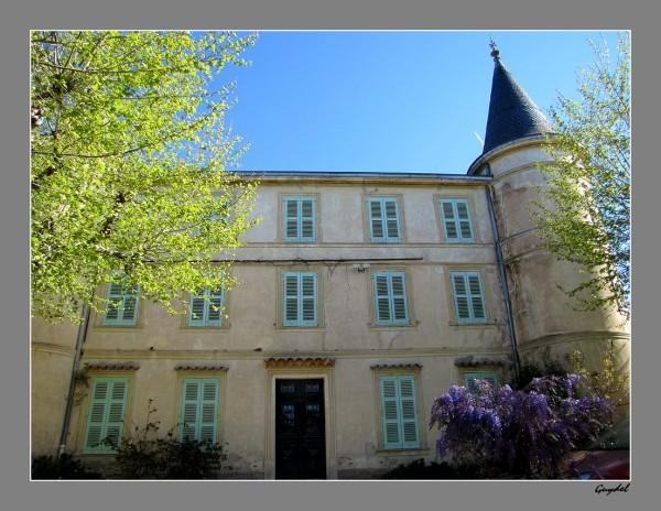 Le Chateau Goerg à Callian ( Var 83440)