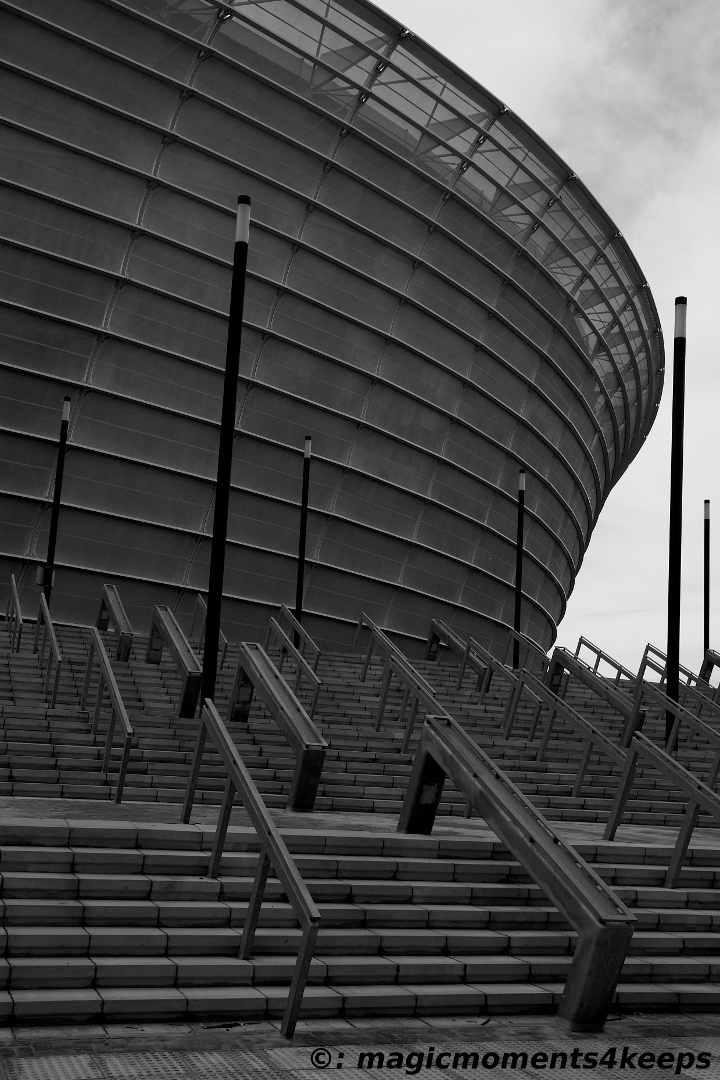 South entrance Cape Town Stadium