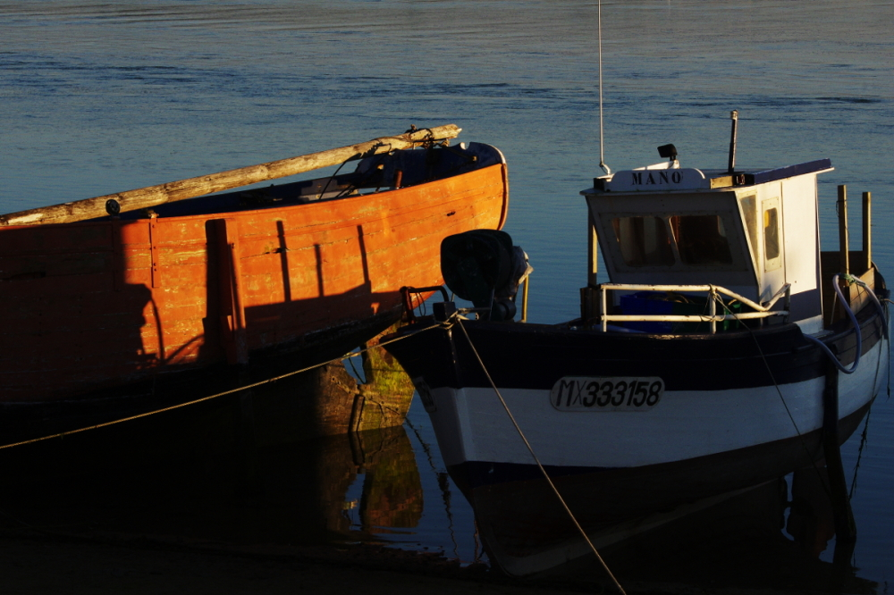 Marée Montante ./. Soleil Déclinant ...