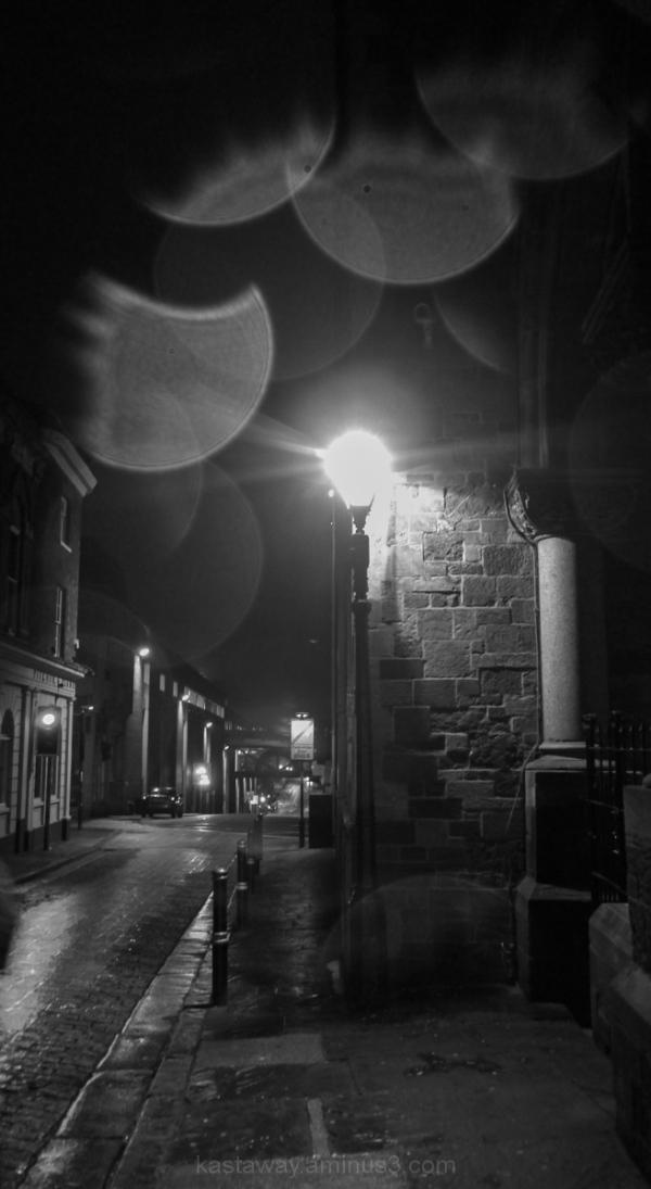 lamp street b&w exeter