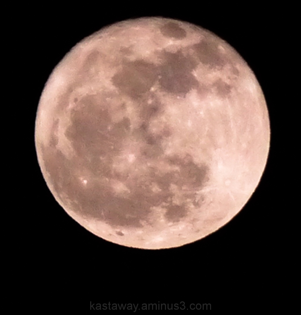 Wolf Moon (Paush Poornima)