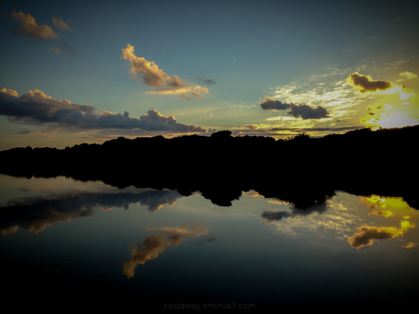 Reflected Sky