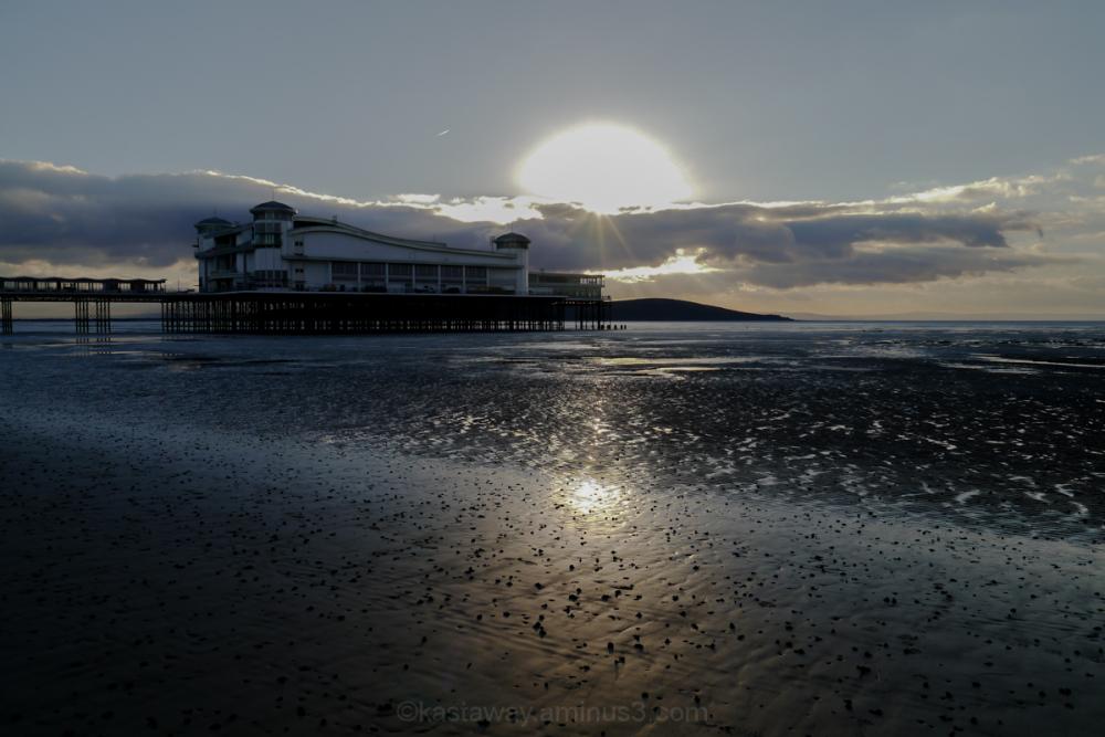 Weston-super-Mare Grand Pier