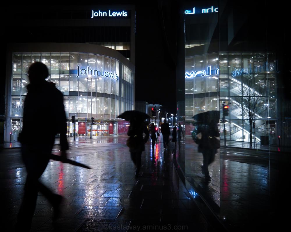 Exeter high street john lewis 2014