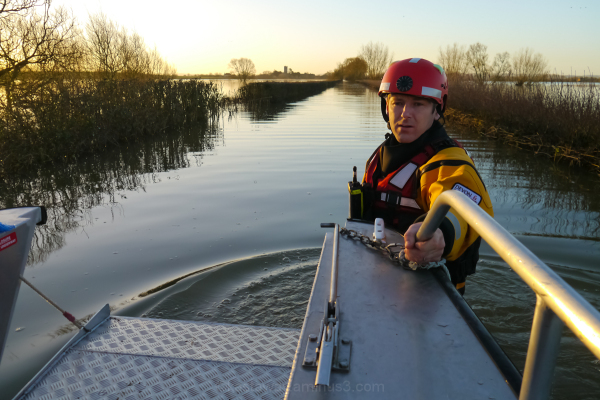 Update on Muchelney floods