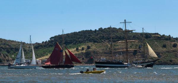Lisbon-Tagus river