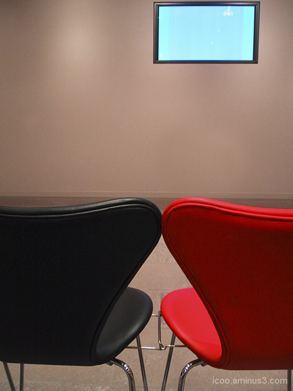chairs video room