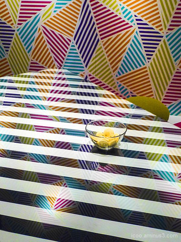 colour table reflection