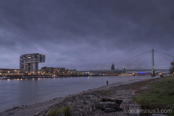 Severin's Bridge Cologne