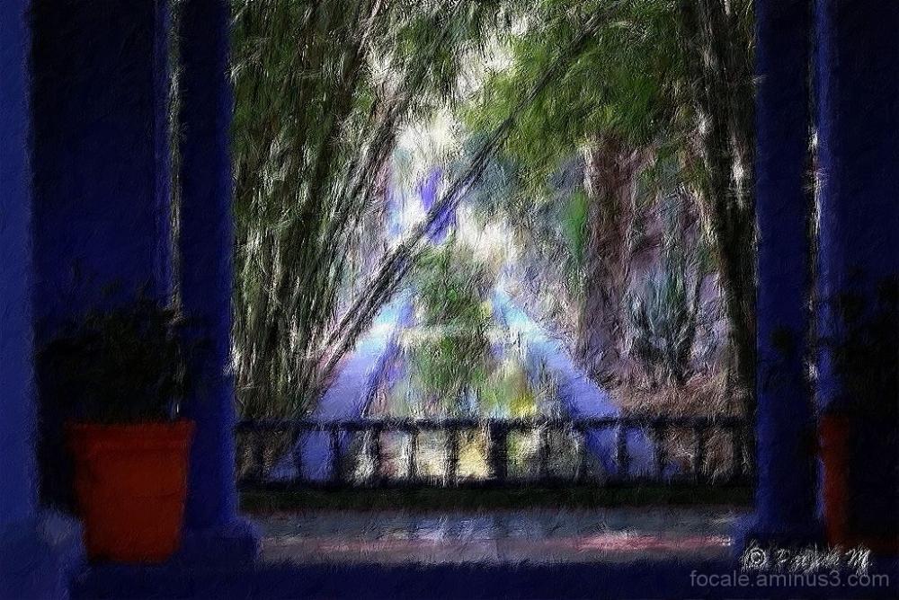 A l'ombre des bambous