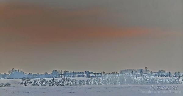 Ciel d' hiver