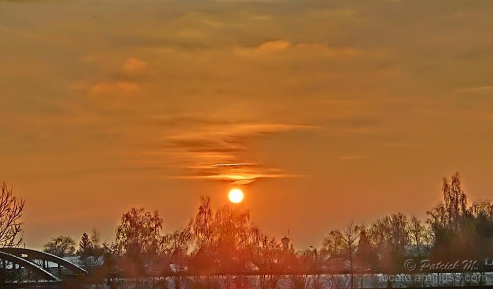 Soleil d 'hiver