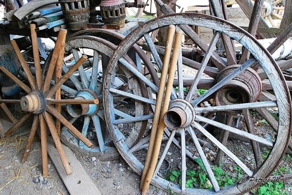 Bâtons dans les roues